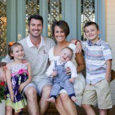 hayley hangartner and her family