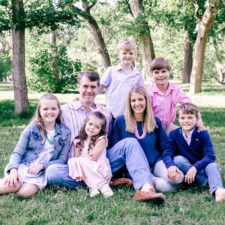 stephanie lynch and her family