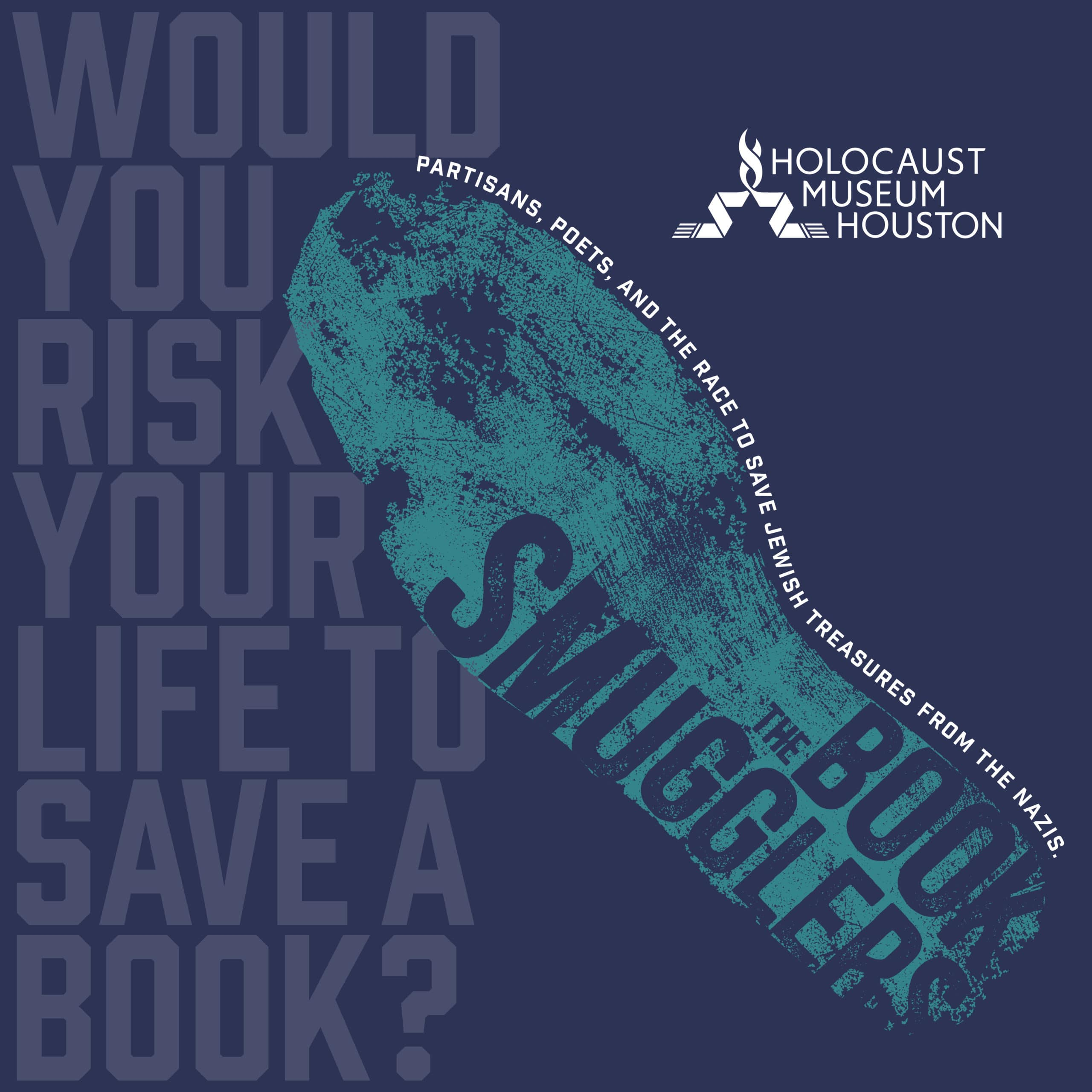 The Book Smugglers, Dallas Holocaust & Human Rights Museum