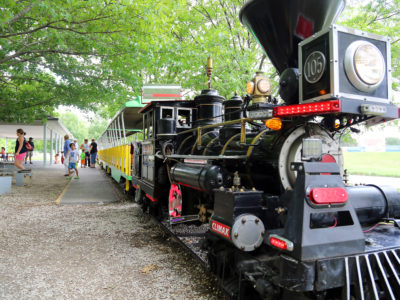 trains to ride around texas and dallas fort worth