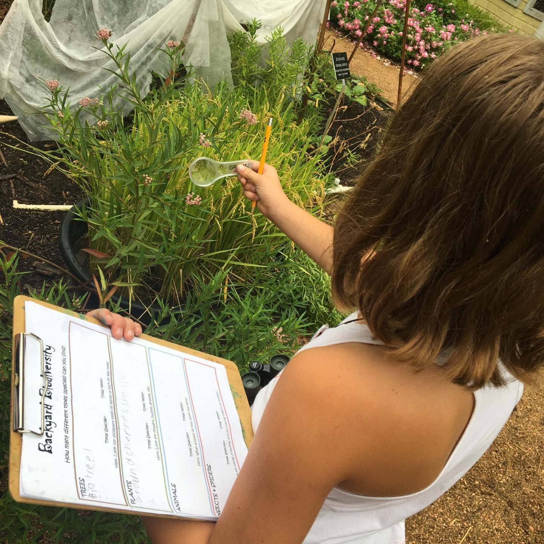 Adventure Days in the Garden, Fort Worth Botanic Garden