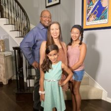 michelle carter and family