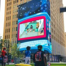 Cartoons on the Lawn, AT&T Discovery District