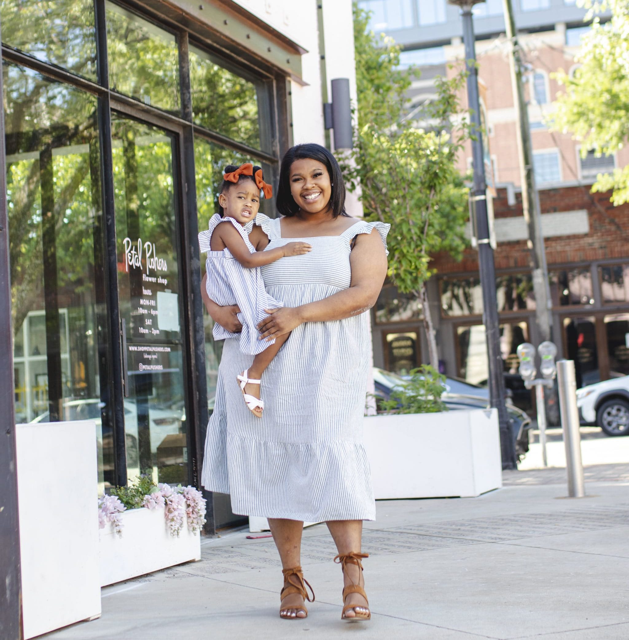ciara smith and her daughter