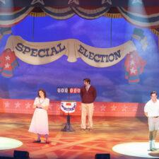 Grace for President at Casa Mañana, photo courtesy of Chip Tompkins