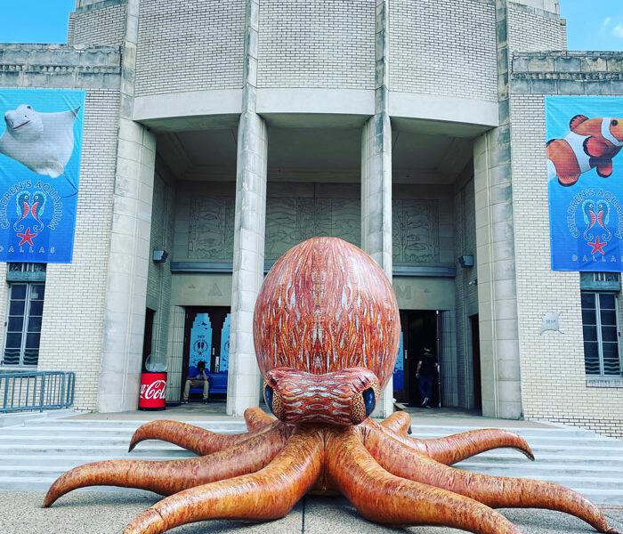 Children's Aquarium Dallas at Fair Park