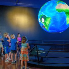 The Fort Worth Museum of Science and History Current Science Studio