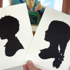 Cut Arts Silhouette Artist Karl Johnson