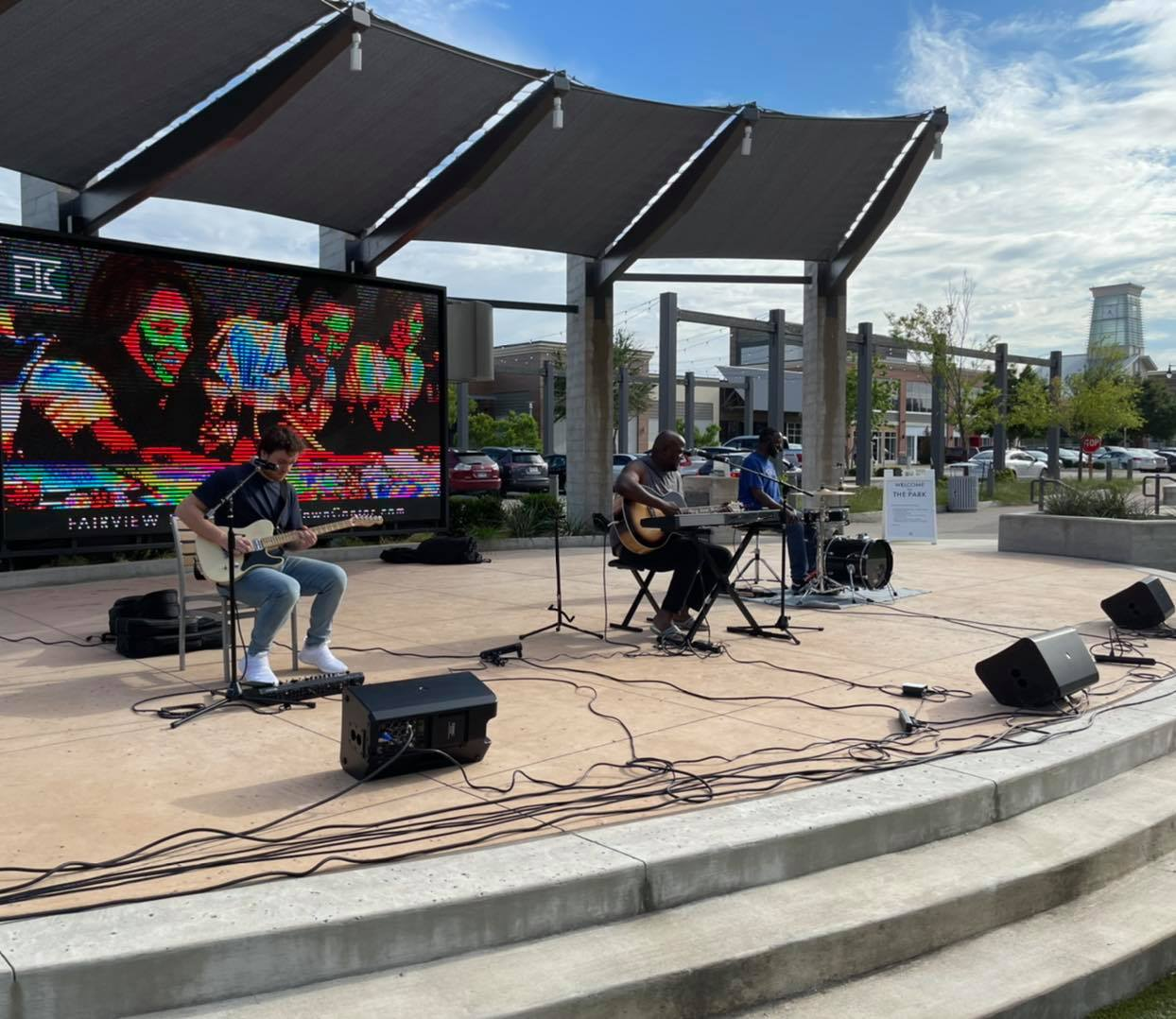 Live Music at Fairview Town Center