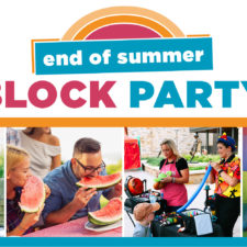 Grandscape End of Summer Block Party