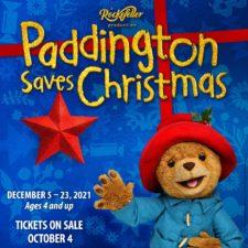 Paddington Saves Christmas, Dallas Children's Theater