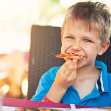 stock photo, school lunches