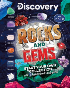 Discovery: Rocks and Gems, NAPPA Awards