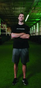 Brantley Freeman, co-founder of Atlet Sports