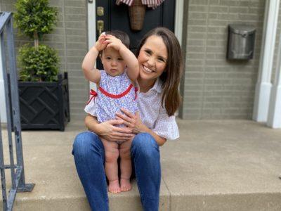 Mom Next Door: NBC 5's Katy Blakey