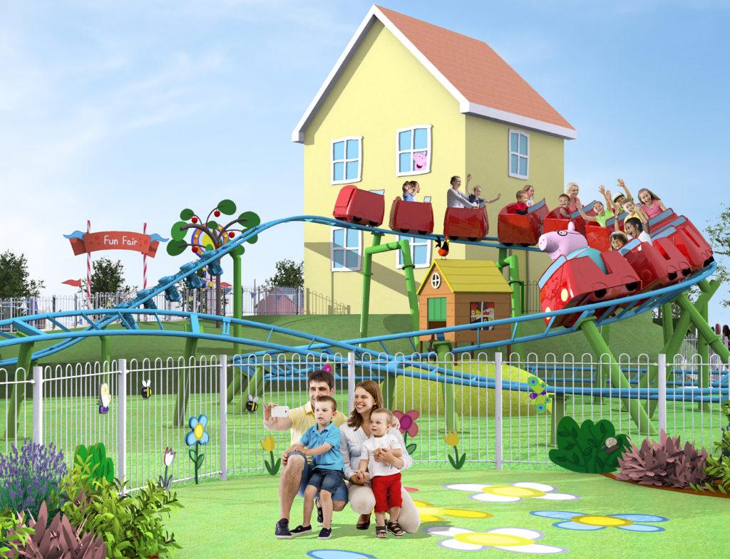 Peppa Pig Theme Park, Florida