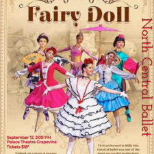 North Central Ballet presents Fairy Doll