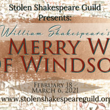 The Merry Wives of Windsor, Stolen Shakespeare Guild