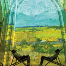 Van Gogh: The Immersive Experience, photo courtesy Exhibition Hub