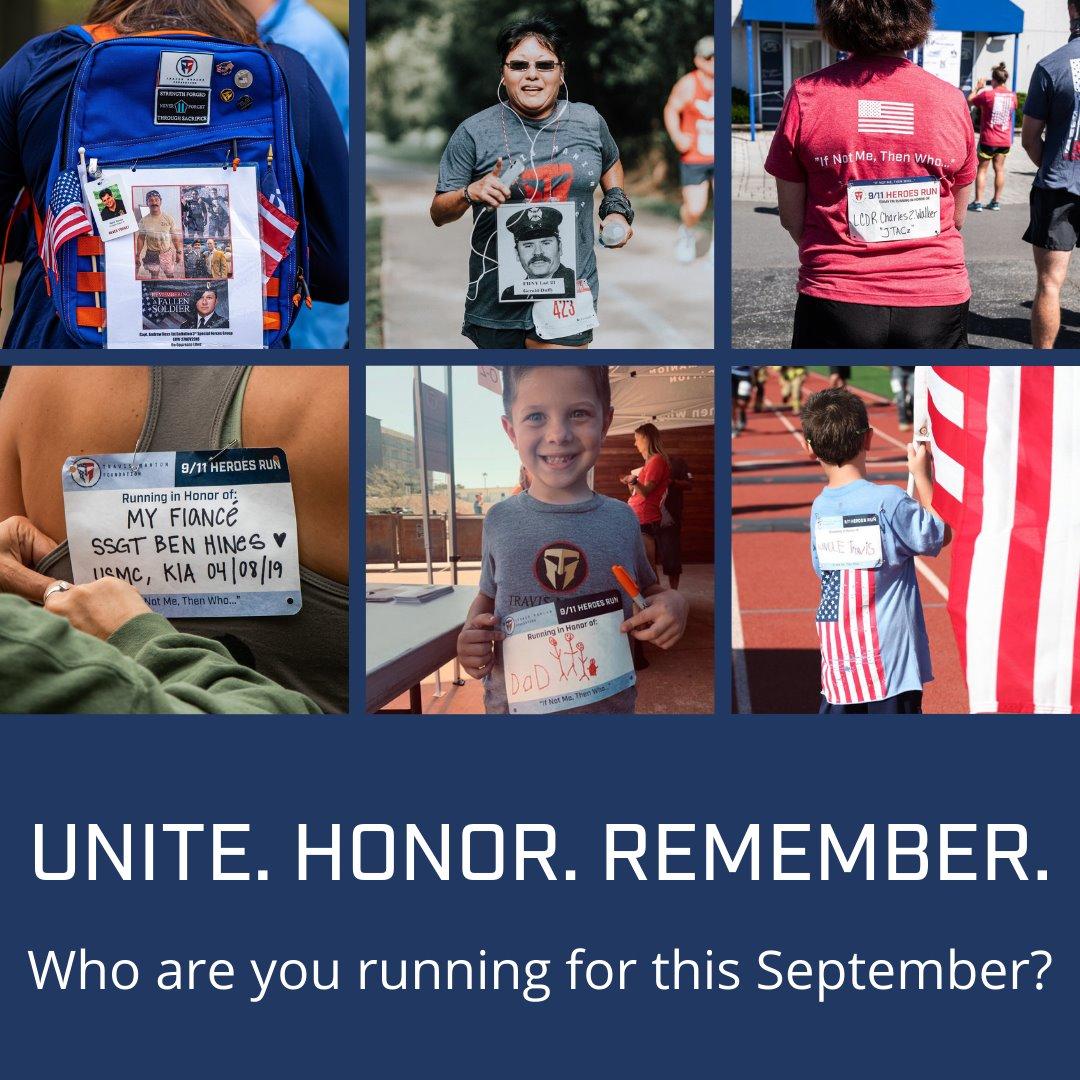 Travis Manion Foundation, September 11