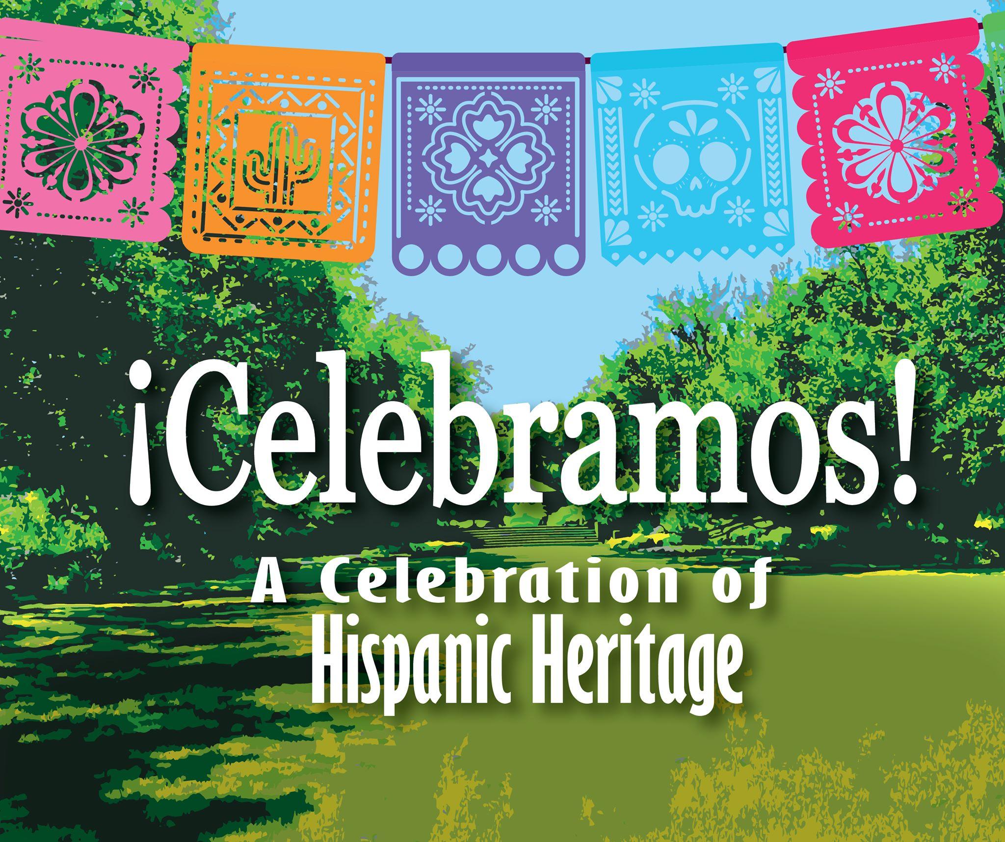 ¡Celebramos! A Celebration of Hispanic Heritage at Fort Worth Botanic Garden