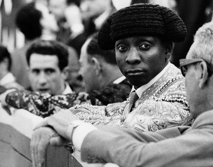 Ricardo Chibanga, first Black matador in bullfighting history, Sepia Magazine