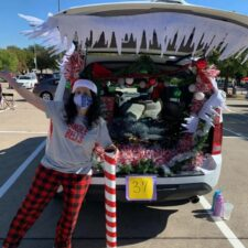 NTPA Trunk or Treat, Halloween drive through event