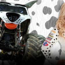 Monster Jam Dallas, Cynthia Gauthier, monster truck driver, c Feld Motor Sports