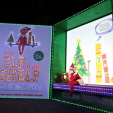 The Elf on the Shelf: Magical Holiday Journey, photo courtesy of Constellation Immersive and The Lumistella Company
