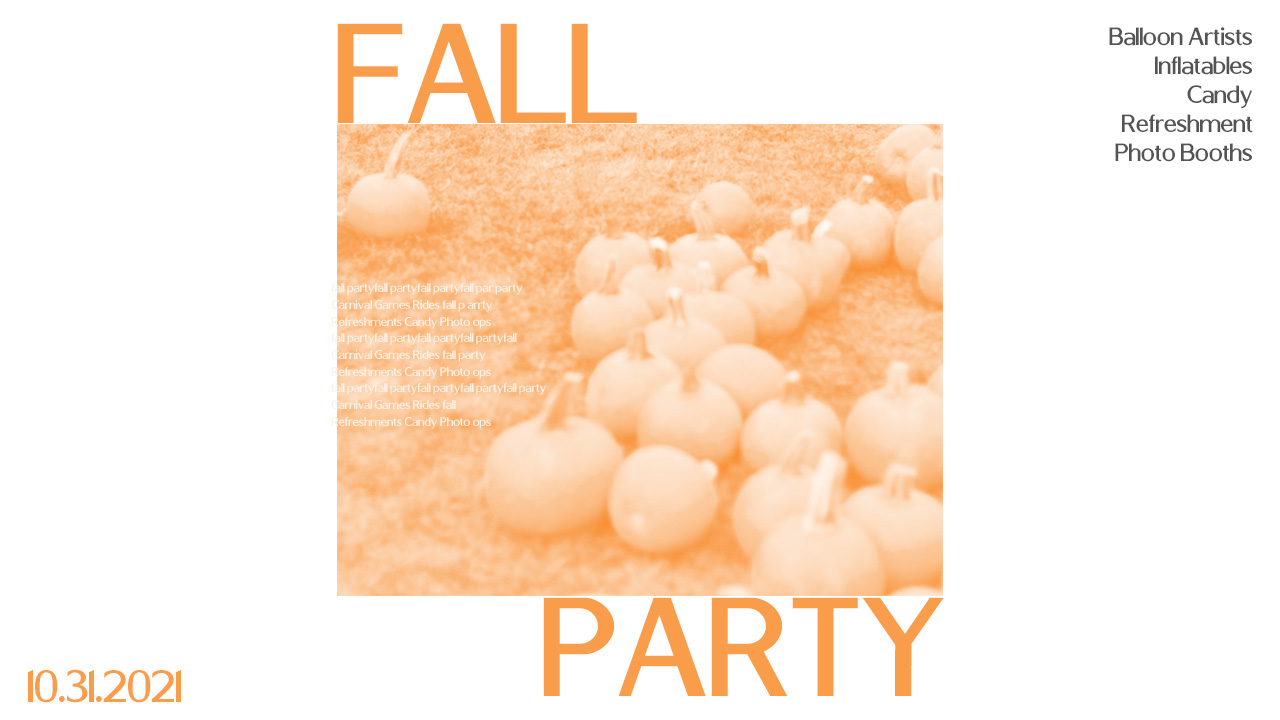 Church Eleven32 Fall Party