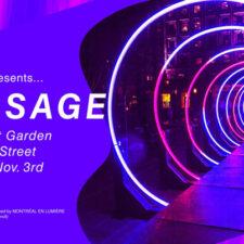 Passage exhibit, Downtown Dallas