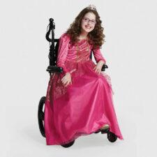Target adaptive Halloween costumes, princess